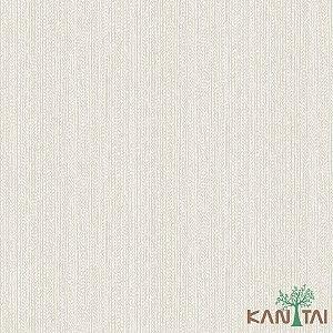 Papel de Parede Faixa Bege e Branco - ML983401R