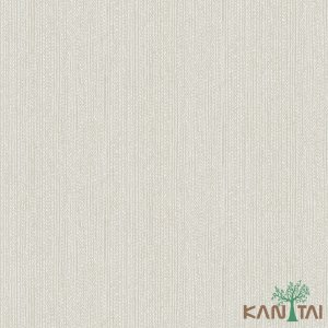 Papel de Parede Faixa Bege e Branco - ML983404R