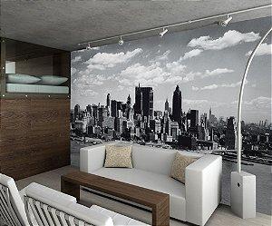 Painel fotográfico New York  Importado e Vinílico com 3,15 metros x 2,32 metros