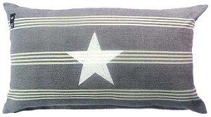 Capa para almofada Star   50 x 30 cm, 100% Algodão