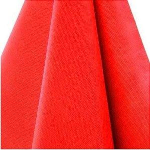 Tecido TNT Vermelho liso gramatura 40 - Pacote 50 metros