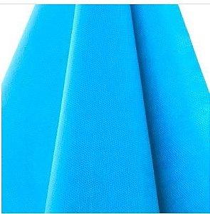 Tecido TNT Azul Bebê liso gramatura 40 - Pacote 5 metros