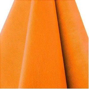 Tecido TNT Laranja gramatura 40 - Pacote 10 metros