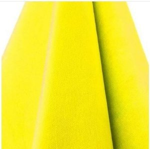 Tecido TNT Amarelo gramatura 40 - Pacote 100 metros