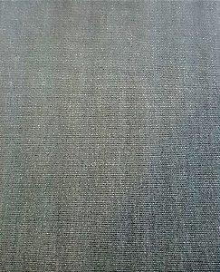 Tecido Lona 100% Algodão cinza escuro - Dak 06