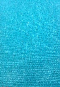 Tecido Lona 100% Algodão azul piscina claro - Dak 11
