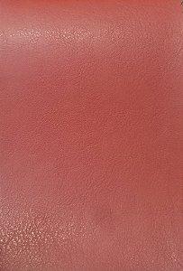 Tecido courvin Marrom Vermelho Tijolo Casco 08