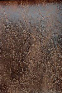 Tecido courvin Rustico Marrom Escuro rustico - Topazio 05