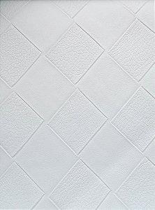 Tecido courvin Estilo Patchwork Branco - Cristal 32
