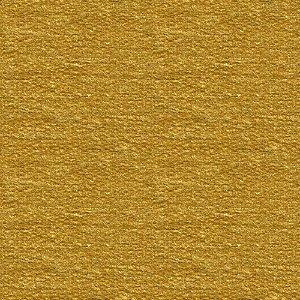 Tecido para Sofá e Estofado Chenille Viscose Liso Mostarda - Largura 1,37m - COL-01
