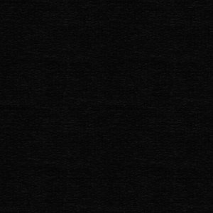 Tecido para Sofá e Estofado Chenille Viscose Liso Preto - Largura 1,37m - COL-44