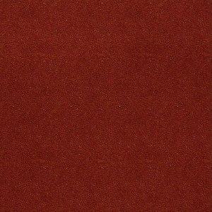 Tecido Para Estofados Veludo Vermelho Maçã - ANDI06