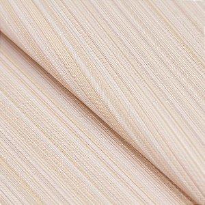 Papel de parede Listrado fino Tons de Creme, Bege, Cinza e Lilas - Classici A91706