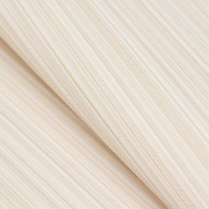 Papel de parede Listrado fino Tons de Creme, Areia, Magento e Cinza - Classici A91702