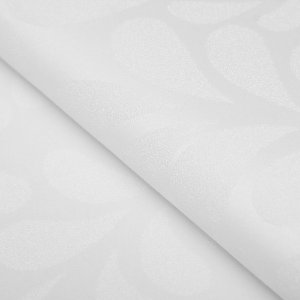 Papel de parede Folhas Abstrato Branco - Classici A91001