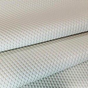 Tecido Courvin Náutico Kelsons Trançado Gelo Anti Mofo e com proteção UV