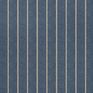Tecido para Sofá Jacquard Floral Azul Cru - Largura 1,40m - PIS-27