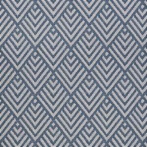 Tecido para Sofá Jacquard Missou Azul Cru - Largura 1,40m - PIS-28