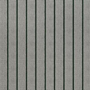 Tecido para Sofá Jacquard Listrado Verde - Largura 1,40m - PIS-34