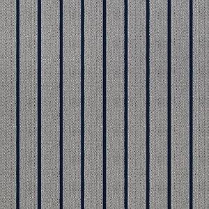 Tecido para Sofá Jacquard Listrado Azul Marinho - Largura 1,40m - PIS-37