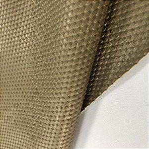 Tecido Courvin Náutico Kelsons Trançado Bege Escuro Anti Mofo e com proteção UV