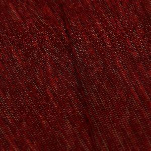 Tecido Estilo Linho Vermelho Escuro - Safira 38