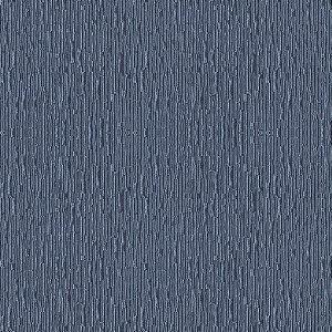 Papel de parede vinílico Linhas Azul - Metrópole 821203