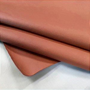 Tecido Courvin Náutico Kelsons Terracota, Anti Mofo e com proteção UV