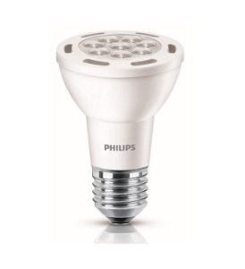 Lâmpada LED Par20 Philips 7W 2700K Amarela Bivolt E27