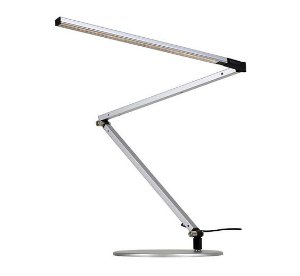Luminária de mesa LED 8w bivolt 1500lm dimerizável - Interlight