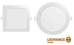 Painel LED de embutir LEDVANCE INSERT OSRAM - Quadrado ou Redondo