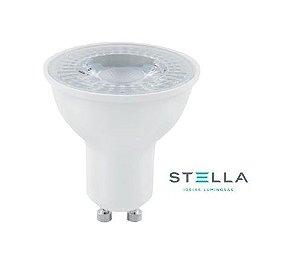 Lâmpada LED Dicroica 4,5w GU10 Bivolt - STH6524 Stella