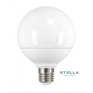 Lâmpada LED Balloon G95 9,5w 2700k 806lm E27 Bivolt - STH6260/27 Stella