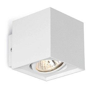 Arandela de Sobrepor Dicroica 01x50w Interno - AR83-S1DICR BM Abalux