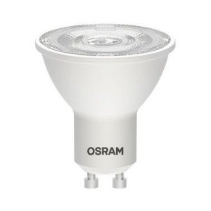 Lâmpada Led Dicróica Dim 6W 3000K 400LM GU10 220V Osram