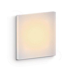 Balizador de Embutir Quadrado LED 0,6w 3000k Interno - BZ13-E1LEDW Abalux
