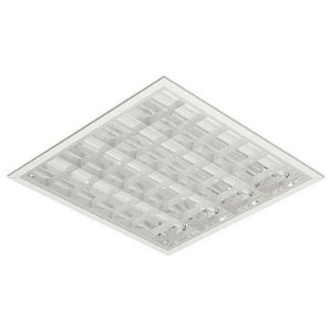 Luminária de Embutir Quadrada 4x14-24w - E107 Abalux