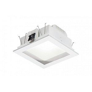 Spot de Embutir Quadrado - EF35-E12000830 Abalux