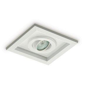 Spot de Embutir Quadrado - ER01-E1DICBC Abalux