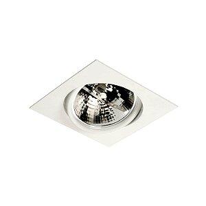 Spot de Embutir Quadrado - ER11-E1PAR30 Abalux