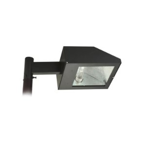 Refletor Externo Preto - EX06-S1E40 Abalux