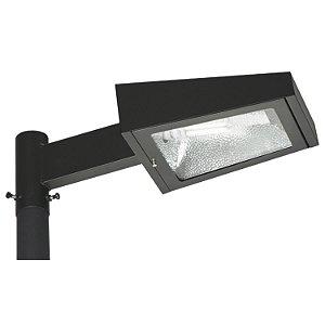 Refletor Externo Preto - EX10-S1E27 Abalux