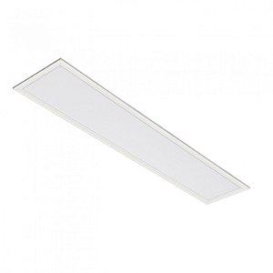 Luminária LED de Embutir Retangular - LEDC12-5K Abalux