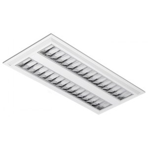 Luminária LED de Embutir Retangular 19w 4000k 1700lm - LEDC19-4K Abalux