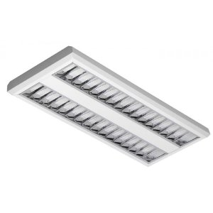Luminária LED de Sobrepor Retangular 19w 3000k 1700lm - LEDC22-3K Abalux
