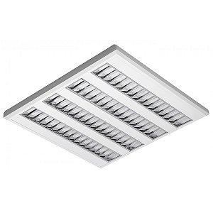 Luminária LED de Sobrepor Quadrada 37w 5000k 3400lm - LEDC24-5K Abalux