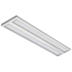 Luminária LED de Sobrepor Retangular 37w 6000k 3600lm - LEDC29-6K Abalux