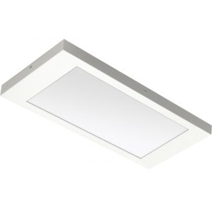 Luminária LED de Embutir Retangular - LEDC36-3K Abalux