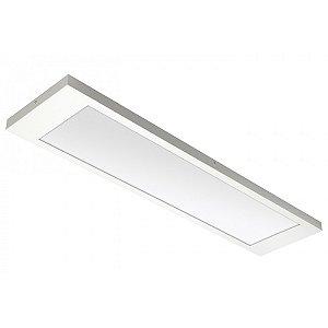 Luminária LED de Embutir Retangular - LEDC37-4K Abalux