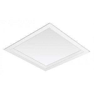 Luminária LED de Embutir Quadrada - LEDC41-4KD Abalux